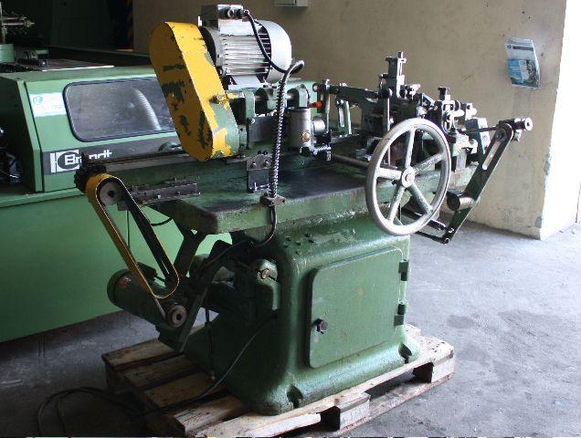 Tokarko-kopiarka HEMPEL automat do drobnych elementów