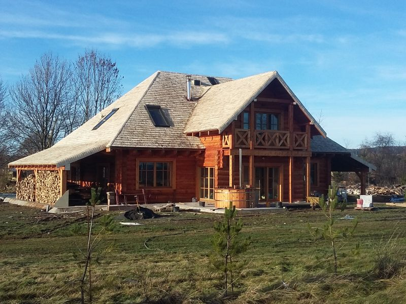 Domy z bali, dom z bala, karczmy, zajazdy drewniane, wiaty garaże szkieletowe