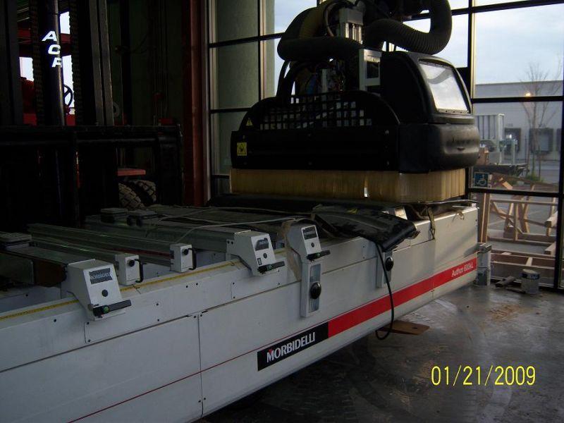 MASZYNY  CNC  BIESSE ROVER 30 XL 2