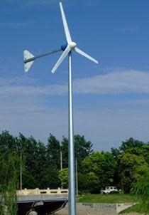 Elektrowniew wiatrowe
