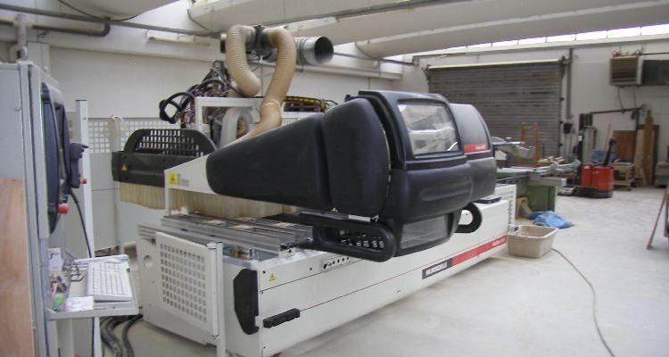 CNC CENTRUM OBRÓBCZE MORBIDELLI 2001 ROK Z GWARANCJĄ