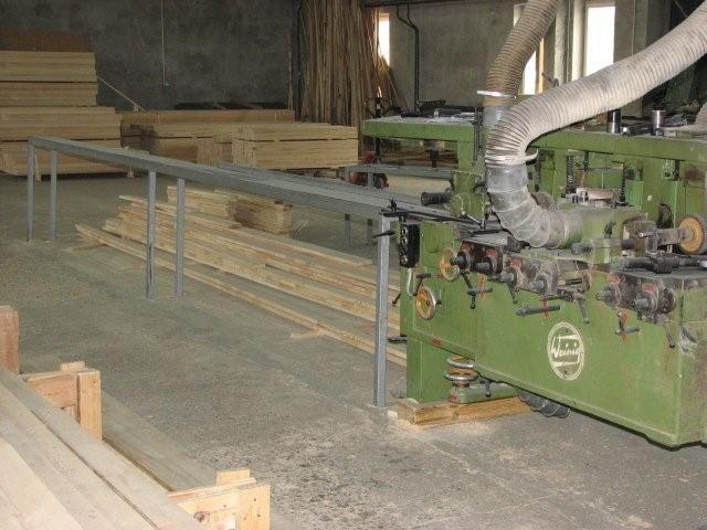 Linia do produkcji kantówki okiennej