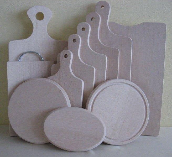 Deski kuchenne drewniane bukowe, galanteria