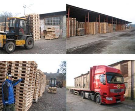 producent palet w/g specyfikacji mokre suszone IPPC własny transport i spedycja