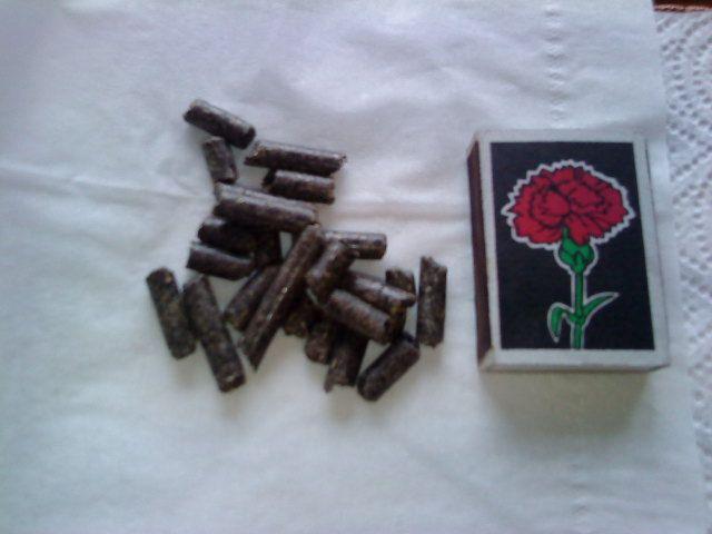 Ukrainska firma zrealizuje pellets z lupiny slonecznika