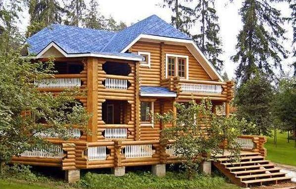 Domy z bali drewnianych! MEGA zniżki!