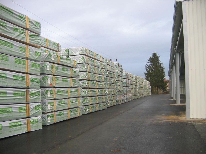 Drewno iglaste SECA  -wyroby gotowe
