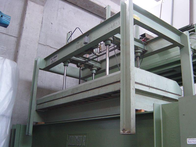 Prasa półkowa ITALPRESSE -2500/1200