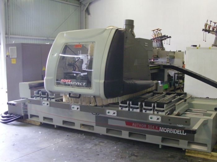 CNC MORBIDELLI AUTHOR 504