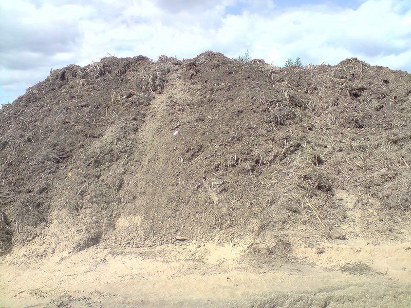 sprzedam biomase rolną
