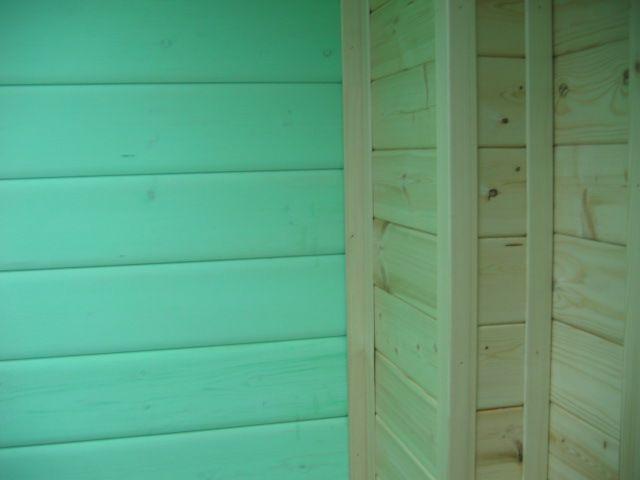 Drewno w kolorze