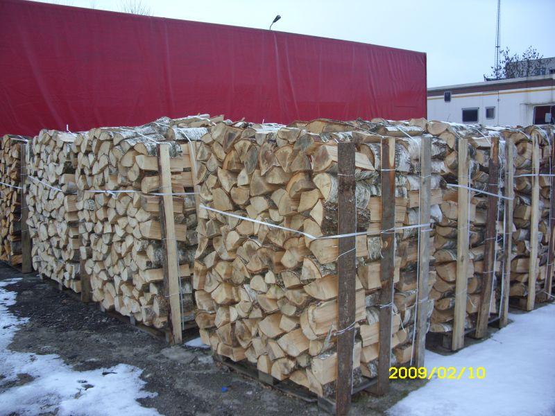 drewno kominkowe (opałowe)- Gołdap woj.War -Maz.