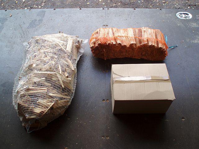 Podpałka, rozpałka sosnowa - producent