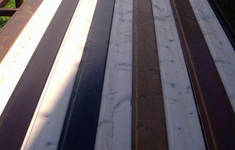 Malowane Elewacje Drewniane (siding)