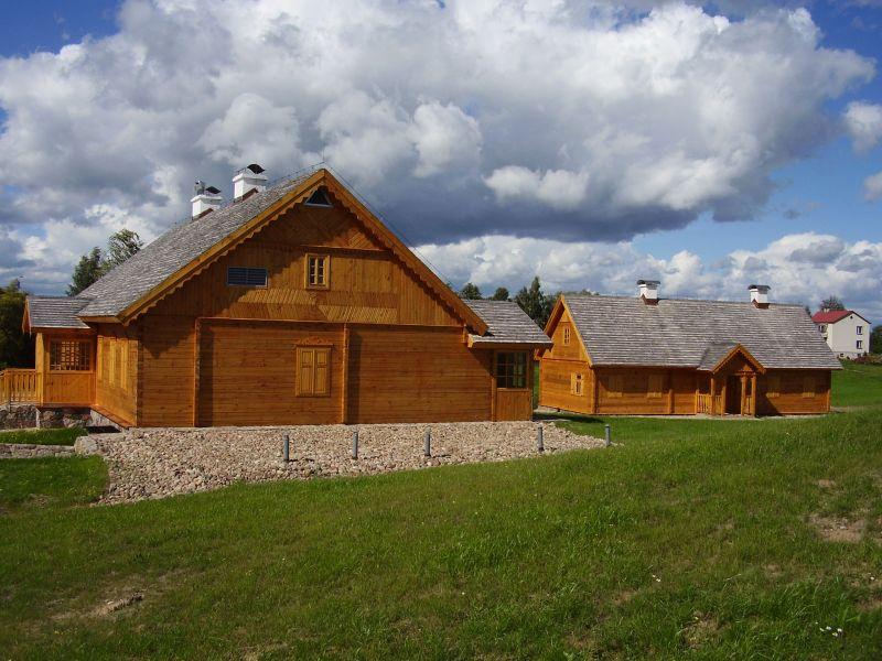 Budujemy domy z bali!