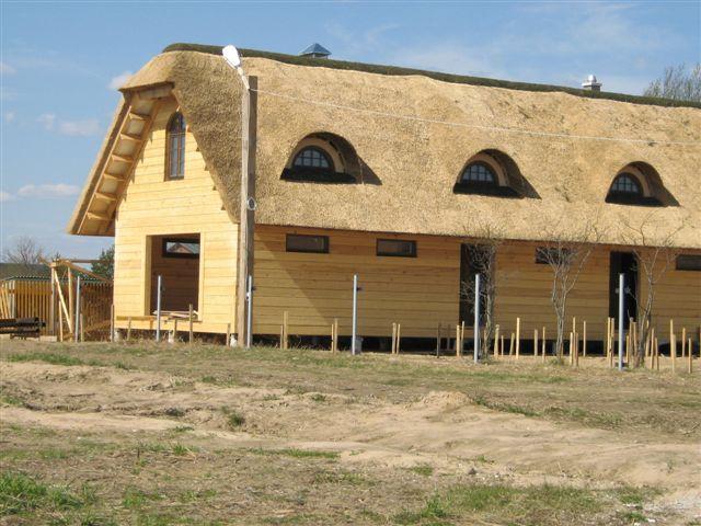 Trzcinowe dachy