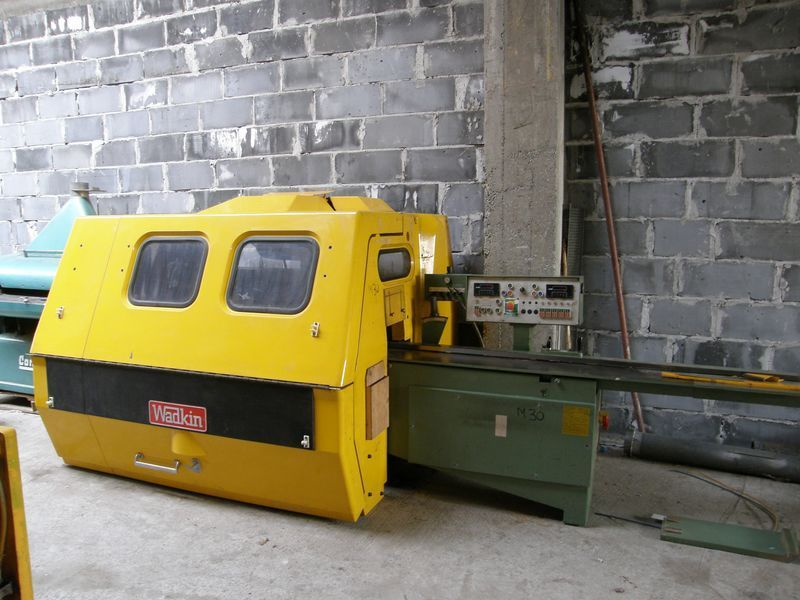 Strugarka 4-stronna WADKIN 24cm, 33000zł