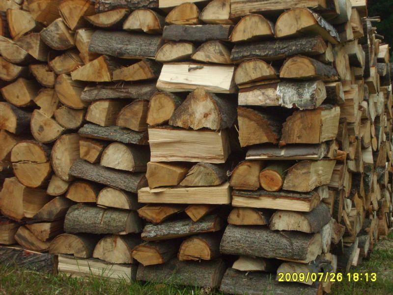 Drewno opałowe (kominkowe)