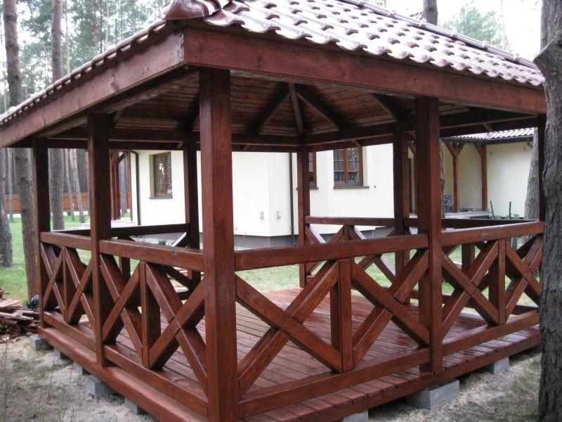 altany, altana, zadaszenie, altanka, wiata, domek,ogrodzenie drewniane, płot