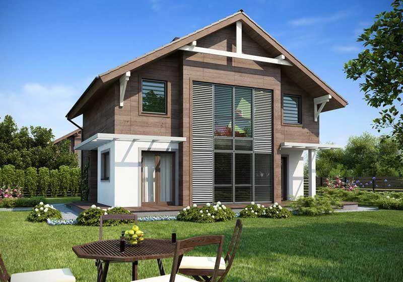 Domy Drewniane, Domy z Bali, Domy z modrzewia i cedru