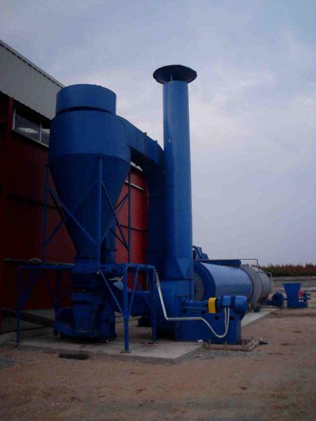 Urządzenia do produkcji brykietu, pelletu oraz elektrownie wiatrowe