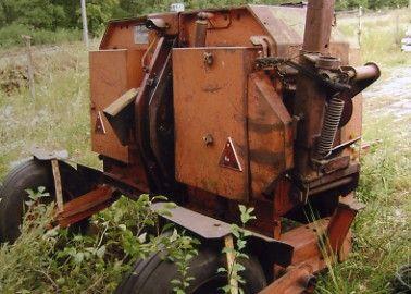 Korowarka do drewna VK16