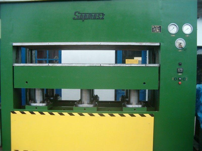 Prasa hydrauliczna nacisk 550 tonn