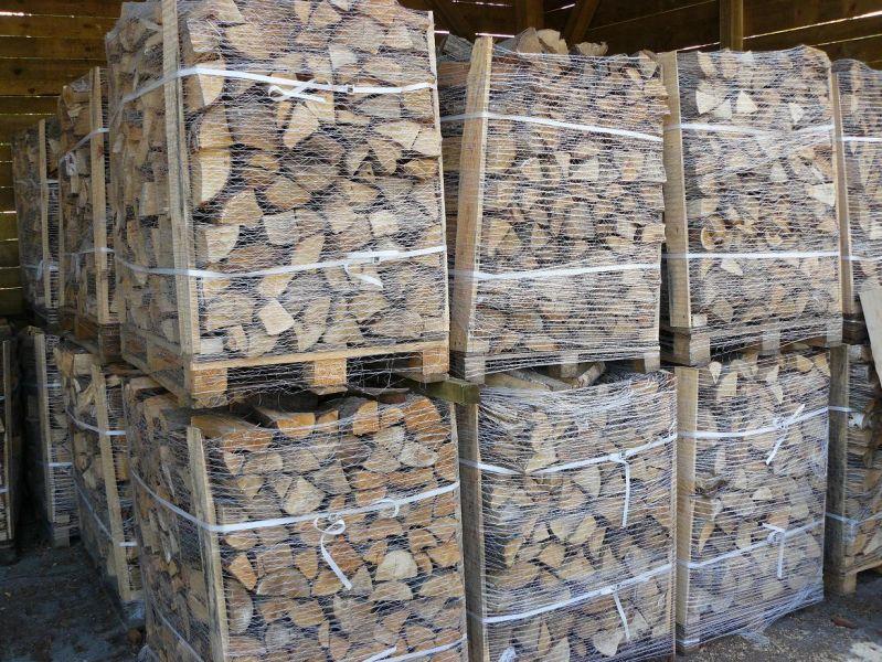 Drewno Kominkowe suche,