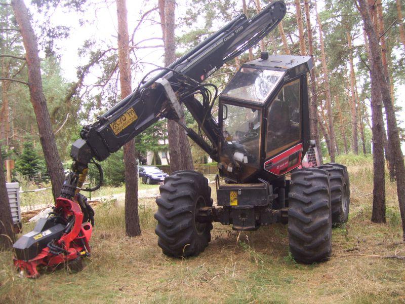 maszyny lesne