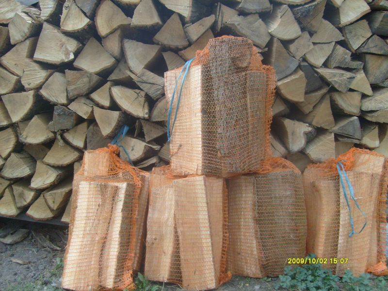 drewno opałowe,kominkowe w workach