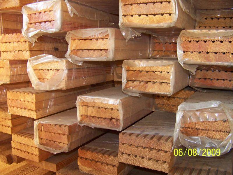 Importer drewna profilowanego z Syberii (modrzew, cedr,sosna) zaprasza do współpracy
