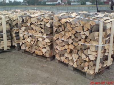 Sprzedam Drewno Kominkowe Hurtowo  Małopolska