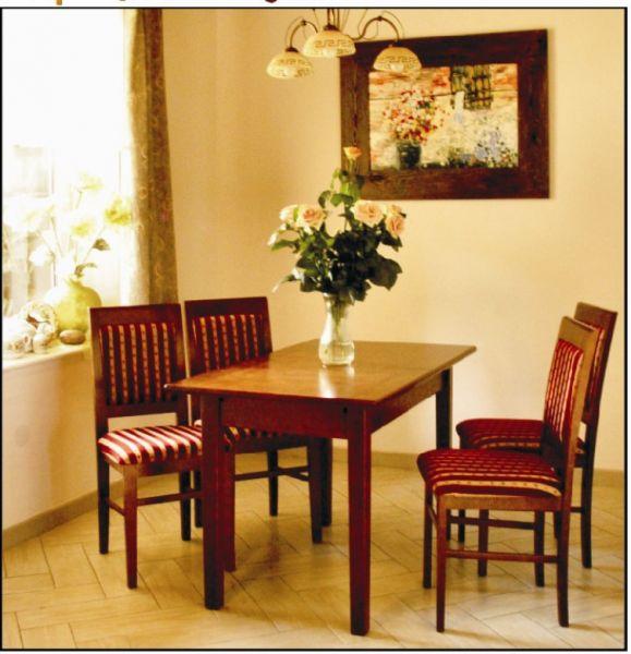 Producent krzeseł i stołów poszukuje odbiorców