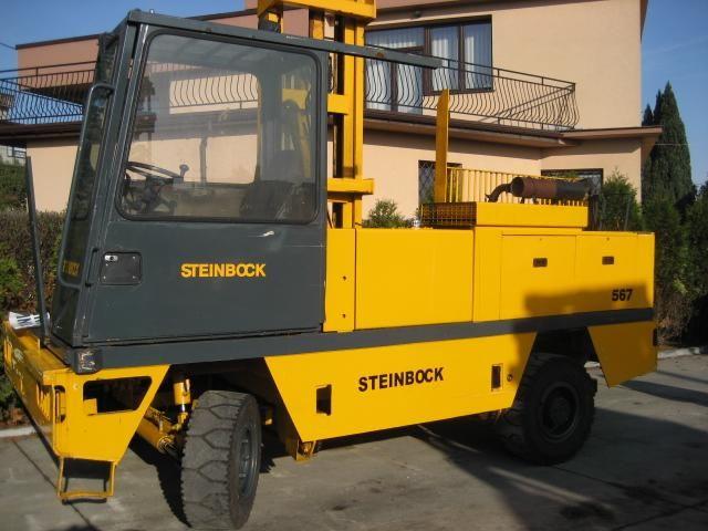 Wózek boczny Steinbock 567.15-5C2