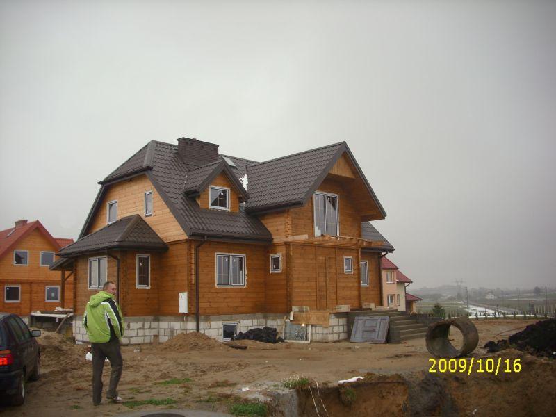 Domy Drewniane Altany Ogrodowe Tarcica Drewno Profilowane itp