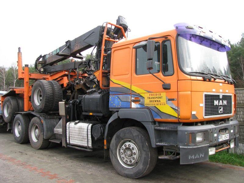 MAN F2000  26.463   6x4