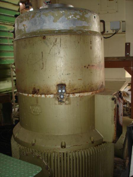 Granulator KAHL , peleciarka duża wydajność