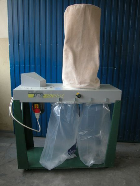 Odciąg trocin i pyłów FELDER