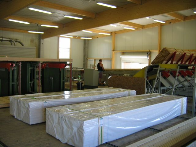 Drewno obrabiane ala budownictwa i handlu