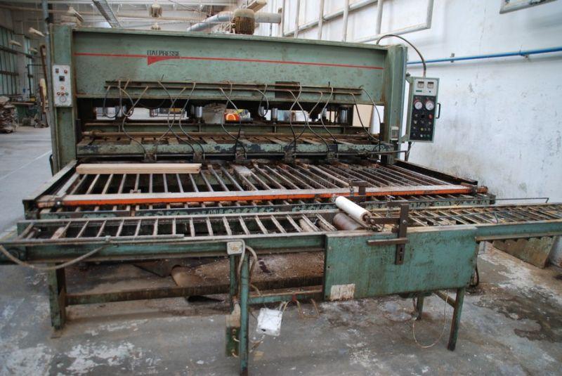 PRASA PRZELOTOWA DO KLEJONKI 3500 x 1300 mm