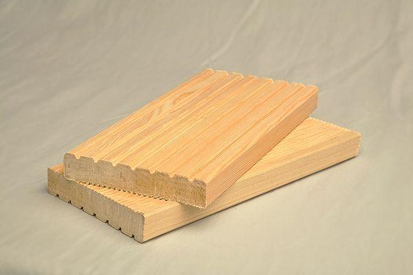 deska z modrzewia syberyjskiego, cedra syberyjskiego