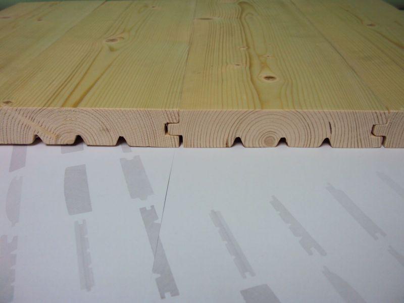 Deski podłogowe iglaste -175 000 m2