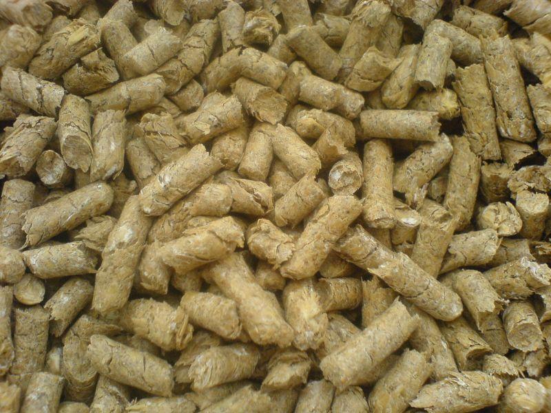 Producent sprzedaje pellet