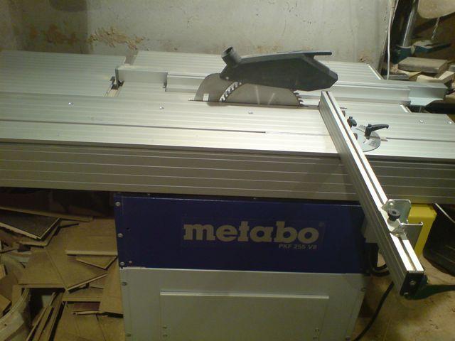 Pilarka Formatowa 250 mm 2500W METABO PKF 255 V8 WN