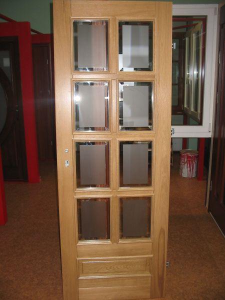 drzwi dębowe