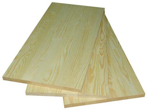 wyroby z płyty klejonej, 1 klasa, także półfabrykaty i surowiec
