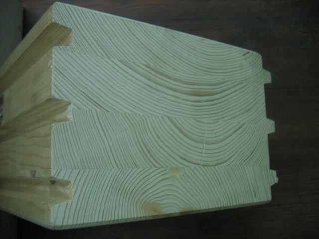 Konstrukcje KVH,bale świerkowe
