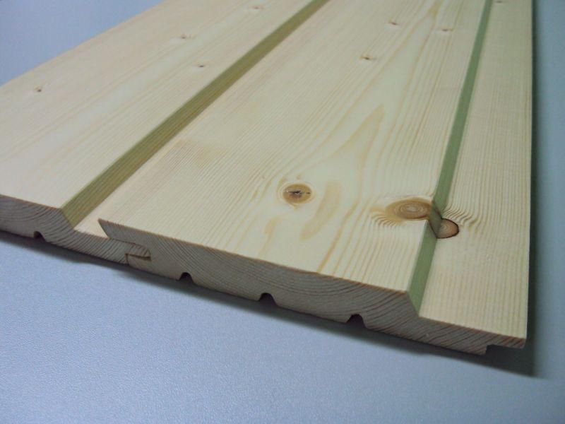 Duże ilości drewna obrabianego