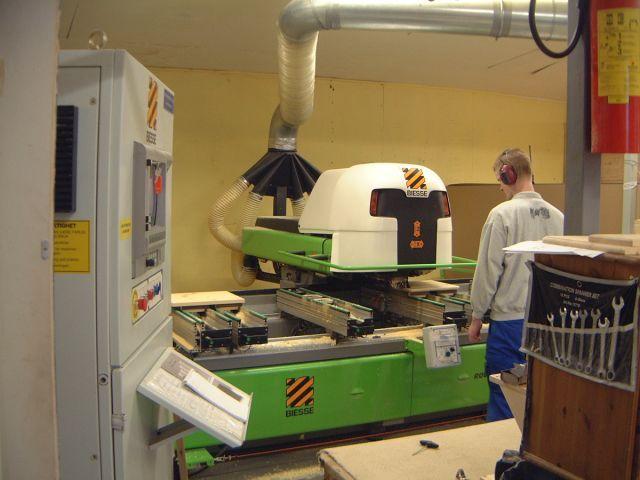 CNC BIESSE ROVER 321R