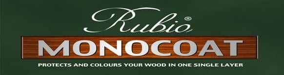 Oleje do drewna Rubio Monocoat